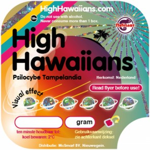 High Hawaiian Magic Truffels