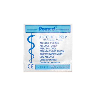 Single Alcohol preps