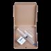 Treasure Coast psilocybe cubensis syringe with needle, prep